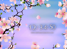 Spring Screensavers From Http Www Newfreescreensavers Com