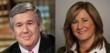 Bob Ley, ESPN Anchor, SportsCenter, Outside the Lines and Soccer. Jodi Markley, Senior Vice President/Operations for ESPN