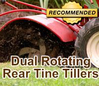 best rear tine tiller, best dual rotating rear tine tiller, best dual rotating rear tine tillers