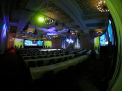 corporate events, event design, event production