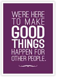 Make Good Things Happen Poster