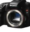 Sony A57 camera