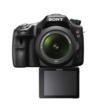 Sony A57 camera with LCD