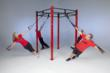 CrossCore Rotational Bodyweight Training, Group Training, Group Fitness, Mad Dogg Athletics