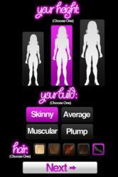 Body Selector