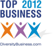 M3  selected as 2012 Top Business by DiversityBusiness.com