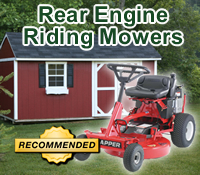 rear engine riding mower, rear riding mowers, rear engine rider