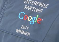 Netpremacy win the Google Acceleration campaign and a trip to San Francisco