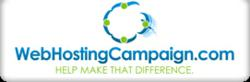 Support A Cause with Your Choice of Webhosting