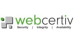 Webcertiv Company Logo