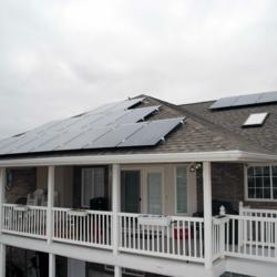 solar racking, roof mount racking