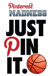 Pinterest + March Madness = Pinterest Madness - Roundball Bracket Challenge