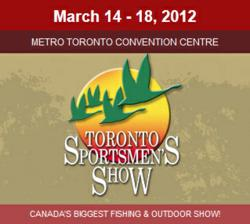 The Toronto Sportsmen's Show - Canada's Biggest Fishing & Outdoor Show!