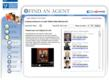"The ""Find an Agent"" page of the LTC Financial Partners website"
