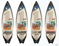 Big Kahuna Triple Crown Trophies by RSD and Motorcycle-Superstore.com