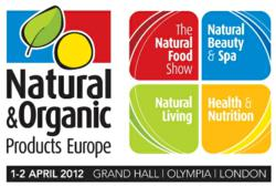 Natural & Organic Products Europe 2012 logo