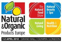 Natural & Organic Products Europe 2012 logo
