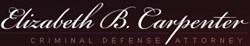 New Orleans Criminal Defense Attorney - Elizabeth B. Carpenter, Esq.
