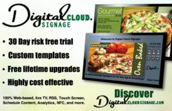 The most feature rich and user friendly digital signage solution.