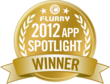 Red Stamp, Fooducate and Draw Something Win Flurry 2012 App Spotlight Awards