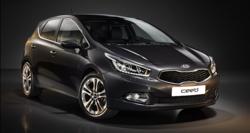 new Kia cee'd 2012