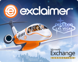 Exclaimer Team In Vegas