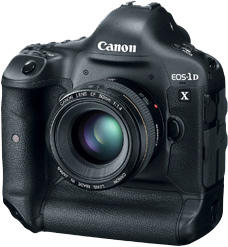 Canon 1DX Camera