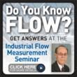 Industrial Flow Measurement Seminar