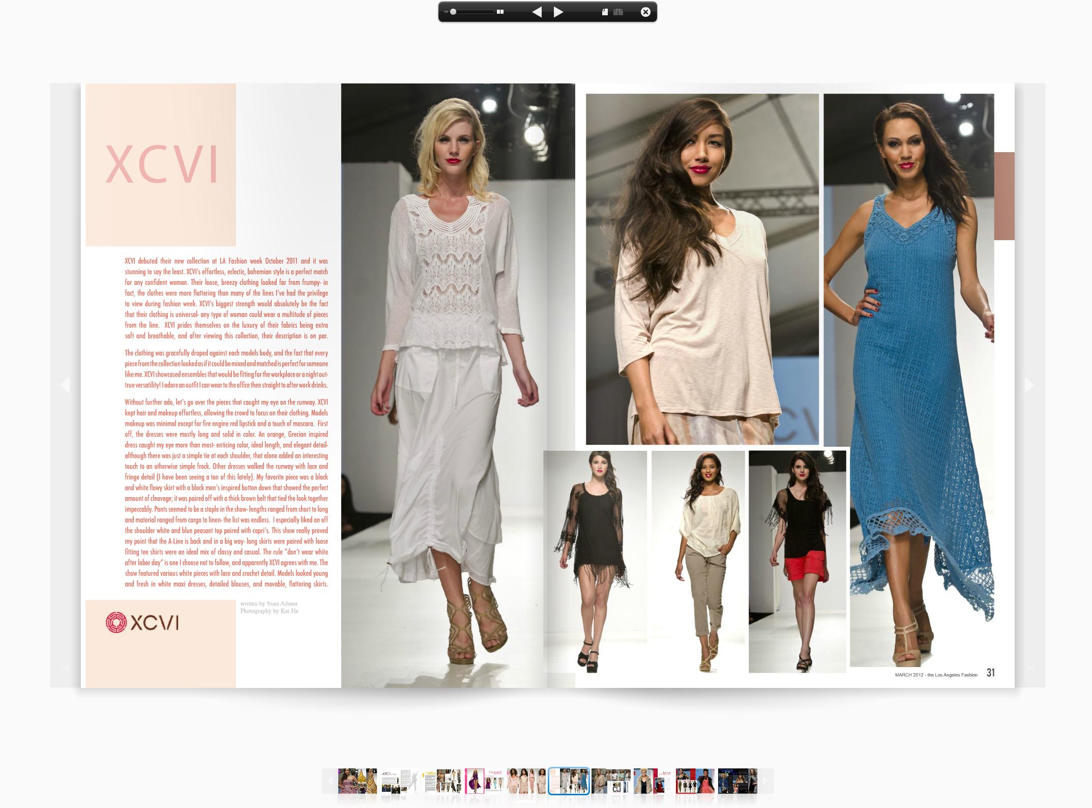Fashion magazines los angeles 37
