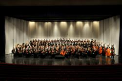 The Interlochen Arts Academy Orchestra, Band and Choir