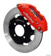 Wilwood's New Front and Rear Big Brake Kits for the 2011 through Present Ford Fiesta