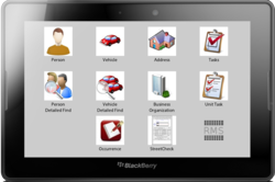 Powerful BlackBerry PlayBook Apps For Law Enforcement