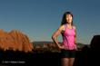 ATHLETA sponsored athlete, adventure guide and fitness coach Melanie Webb presents at The Grove