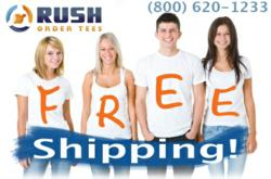Custom T-Shirts Free Shipping