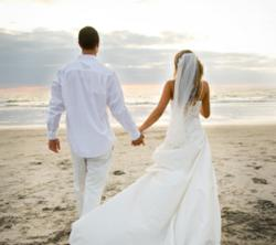 Create your wedding site and share all your wedding plans with friends and families