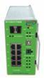 Made in USA - KUSA's New CSV3170EM POE Gigabit Traffic Switch