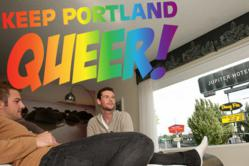 Keep Portland Queer, Jupiter Hotel, Portland Oregon