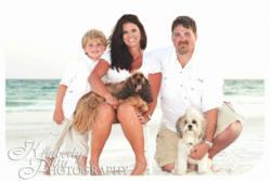 Kimberly Petty Photography Beach Photos With Pets