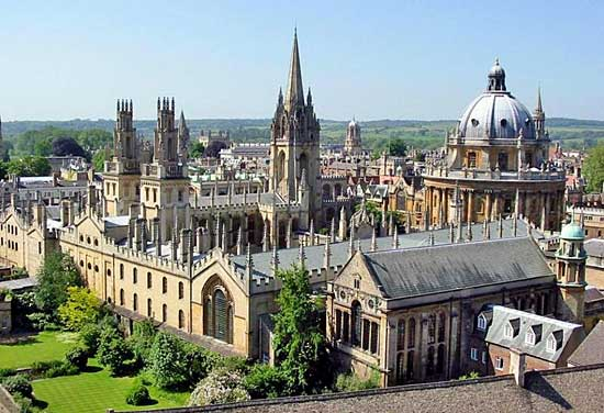 Get into a top university in britain of the united states