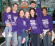 C.H. Robinson employees and their families got together for the JDRF Walk to Cure Diabetes on Saturday, Feb. 25 at the Mall of America in Bloomington, MN