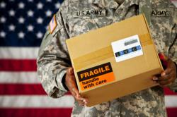 LynnCo Supply Chain Solutions provides tips to Military familys shipping overseas.