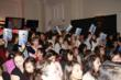 Over 1,000 Latina teens at the Quinceanera.com Expo and Fashion Show.
