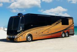Custom Motorcoach | Liberty Coach
