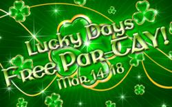 Lucky Days Free Par-TAY: Over 40 FREE Kindle Books