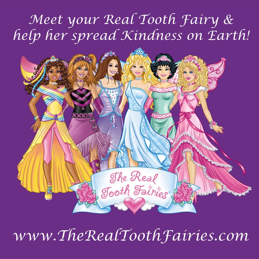 Meet Your Real Tooth Fairy