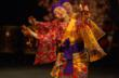 Colorful Japanese costumes add vibrancy to the performance