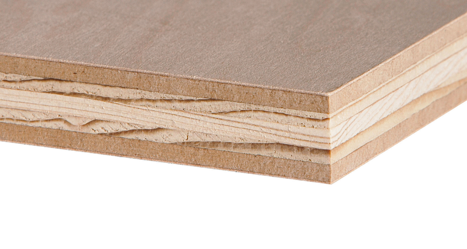 Classic Core® panels from Columbia Forest products feature NAUF MDF  #7C4D2B 1500x800