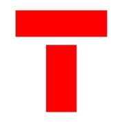 The Red T Logo