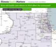 Illinois Health Matters Visualization Tool