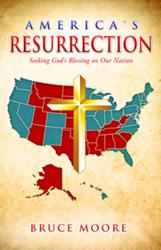 "Book cover for ""America's Resurrection: Seeking God's Blessing on Our Nation"""